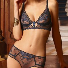 #Lise Charmel's Sublime Assur collection is on every #SOLGirlwishlist this season!  #SOL #Holiday
