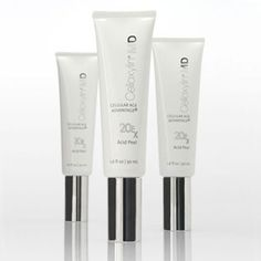 20EX Acid Peel - highest active levels possible without a prescription, intensive exfoliation. Potent 20% complex of glycolic acid, lactic acid, glucosamine, and encapsulated salicylic acid. Instant visible results. http://www.useloveshare.com/IC/robinswhitney/product/?i=23