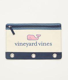 Vineyard Vines Pencil Case