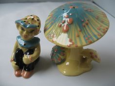 US $32.00 Used in Collectibles, Decorative Collectibles, Salt & Pepper Shakers