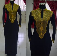 Hey, I found this really awesome Etsy listing at https://www.etsy.com/ca/listing/248816359/african-embroidery-dress-african-dress