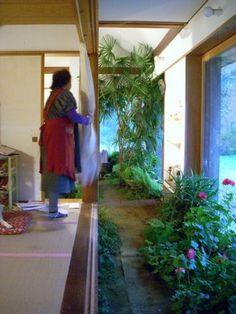 Balcony Garden Dreaming: Indoor Japanese garden of dreams