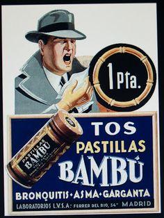 pastillas bambu