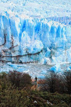 Argentina. Patagonia. PN de Los Glaciares. Provinica de Santa Cruz. Glaciar Perito Moreno.