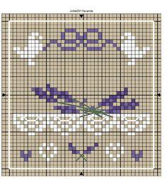 Lavender Sachet grid