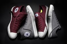 "Converse Chuck Taylor All Star II ""Holiday"" Collection"
