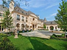 $28 Million French Mansion in Chicago Illinois