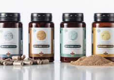 Goma food supplement packaging design 4