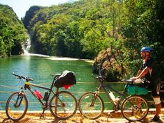 Passeio de Bike Circuito da Serra da Canastra - MG
