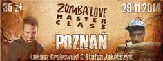 Zumba Love Master Class (Poznań, 29.11.2014)