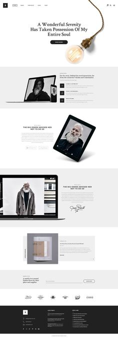 Solace - Multi-Concept PSD Template by OneThemes | ThemeForest #MobileWebDesign