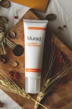 Summer Goodbyes : Murad Skincare for after-sun treatment