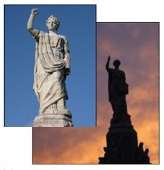 The Matrix of Liberty • The Forefathers Monument: Faith • Part 1 of 5
