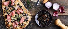 sienipizza Pizza Recipes, Pork, Meat, Pork Roulade, Pigs, Pizza Dip Recipes