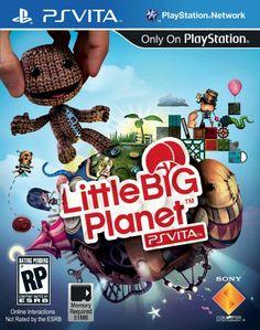 Vita little big planet game