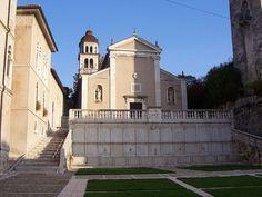 Santuario di San Rocco e San Sebastiano Feltre Belluno Dolomiti Veneto Italia
