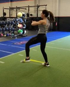 """6,457 Likes, 47 Comments - Get Up And Do It! (@girlyexercises) on Instagram: """"Total body band workout by @alexia_clark"""""""