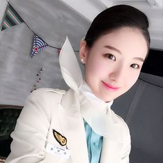 KOREAN AIR Flight Attendant/ Cabin Crew of ✩INSTAGRAM✩ See this Instagram photo by @sky_inthesky • 1,263 likes