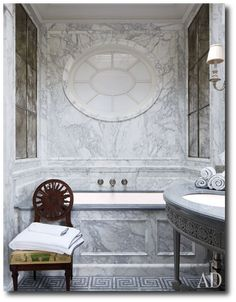 Michael Smiths Home Architectural Digest