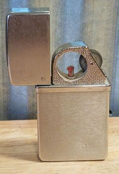 Vintage Unfired Nimrod Commander Pipe Lighter Made in USA 1950's   Collectibles, Tobacciana, Lighters   eBay!