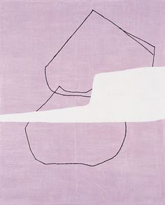 Bloom – Rose #02 david band, Oil and acrylic on linen, 152 x 122cm, 2006