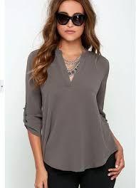 2016 Autumn Women Sexy v-neck blusas loose feminina camisas Plus size women blouses chiffon blouse fashion ropa mujer Chiffon Blouses, Chiffon Shirt, Chiffon Tops, Women's Blouses, Chiffon Fabric, Sheer Chiffon, Blouses 2017, Chiffon Material, Chiffon Dress
