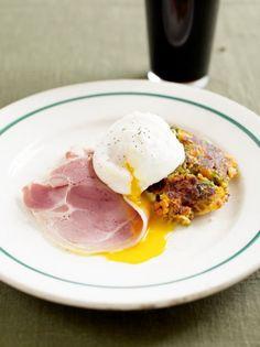 Bubble & Squeak with Ham & Eggs  Pork Recipes   Jamie Oliver Recipes