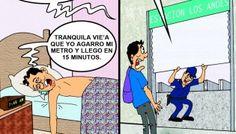 Ministros Varela | Caricatura de Delmiro