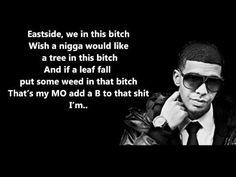 The Motto (YOLO) - Drake Feat. Lil' Wayne // Lyrics On Screen [HD]