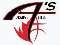 2013, Orangeville A's (Orangeville, Ontario) Div: Central #OrangevilleAs #OrangevilleOntario #NBLCanada (L15812)