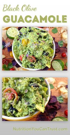 The BEST Guacamole #recipe made with #realfood ingredients, including some unique presentation & flavor spin ideas. #CincoDeMayo