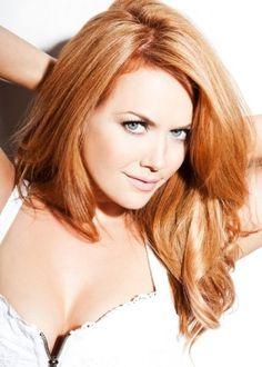 30 Gorgeous Strawberry Blonde Hair Colors   Herinterest.com