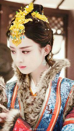 Zhaoliying fanmade Japanese Love, Japanese Beauty, Korean Beauty, Asian Beauty, Princess Agents, Jing Tian, Zhao Li Ying, Hollywood Girls, Chinese Style