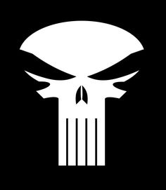 New Punisher Skull from ComicCon
