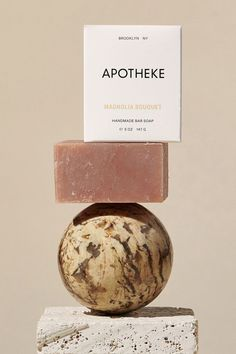 Apotheke soap packaging and product photography #packaging #skincare #beauty #handmade Soap Packaging, Beauty Packaging, Cosmetic Packaging, Label Design, Branding Design, Graphic Design, Set Design, Package Design, Palette Pastel