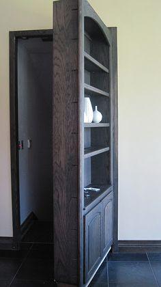 ANOTHER HIDDEN DOOR
