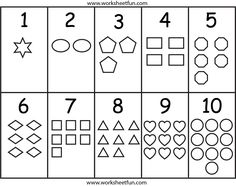 number tracing 1 10 worksheet free printable worksheets best writing numbers kindergarten wosenly ideas collection w - Criabooks : Criabooks Learning Numbers Preschool, Preschool Curriculum Free, Preschool Number Worksheets, All About Me Preschool, English Worksheets For Kids, Shapes Worksheets, Numbers Kindergarten, Printable Math Worksheets, Free Kindergarten Worksheets