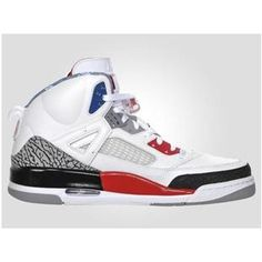 43f3be519d1a92 315371 165 Air Jordan Spizike Do You Know White Fire Red Cement Black