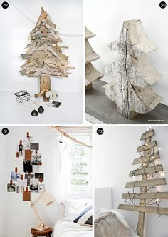 Eye Candy: 40 Scandinavian-Style Christmas Decor DIY Ideas