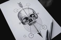 andrey svetov. I like this skull for one I'm thinking of getting.