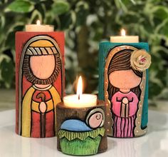 Christmas Nativity Set, Christmas Candy, Christmas Art, Christmas Holidays, Diwali Decorations, Christmas Decorations, Jesus Crafts, Flower Pot Design, Xmas Wishes