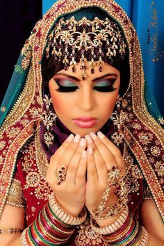 Latest & Gorgeous Arabic Bridal Jewelry Design Images Collection 2015