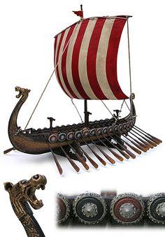 Vikings: Longships