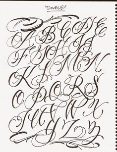 tattoo font styles - Google Search | tattoos | Pinterest | Tattoo ...
