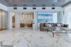 This project by the interior designer Shiri Levi leaves us speachless. The Dekton Aura application in flooring and cladding is spectacular. Cosentino Dekton Quartz