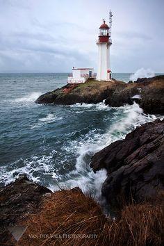 Sheringham Point Lighthouse   Sooke, BC