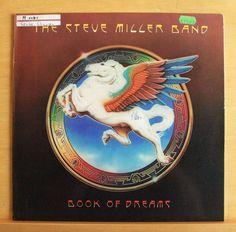 STEVE MILLER BAND - Book of Dreams - Vinyl LP Jet Airliner Swingtown Jungle Love