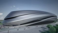 want to see zaha hadid compilation project - SkyscraperCity