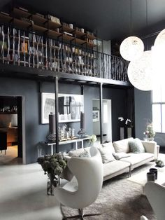 LOFT CONNEXION , by Samuel Johde: En Exclusivité : Loft Paris 17e Wagram