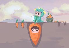 Jikook/kookmin fanart~ - - Page 2 - Wattpad Baekhyun Fanart, Fanart Bts, Bts Kawaii, Kawaii Anime, Bts Chibi, Cartoon Fan, Kookie Bts, Dibujos Cute, Bts Drawings